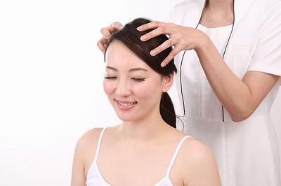 頭皮鍼と訪問鍼灸